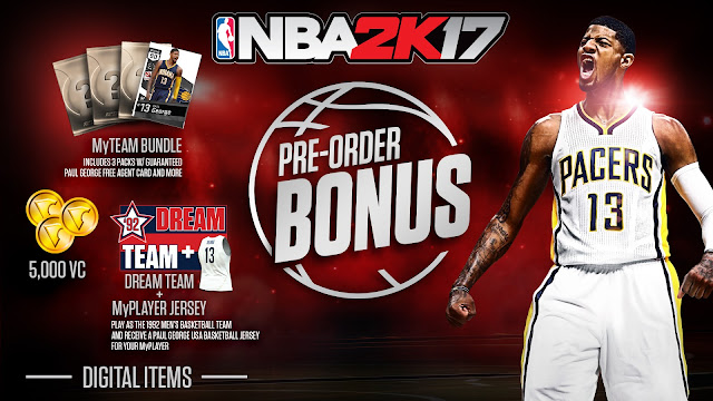 NBA 2K17 Download PC Game Full Version
