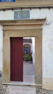 CHURCH / Recolhimento da Nossa Senhora da Conceição, Castelo de Vide, Portugal