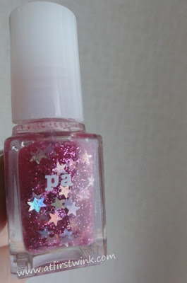 Pa nail polish A46 bottle