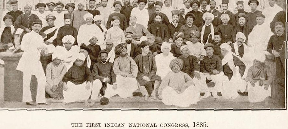 History of the Indian National Congress