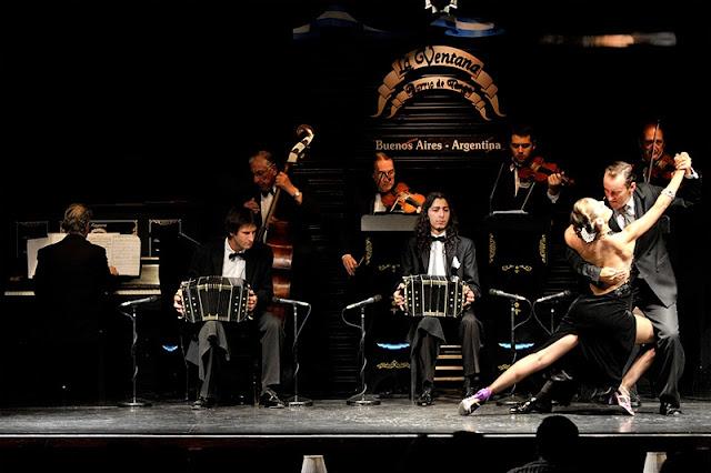 Onde ver um show de tango em Buenos Aires