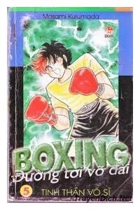 Boxing Đường Tới Võ Đài