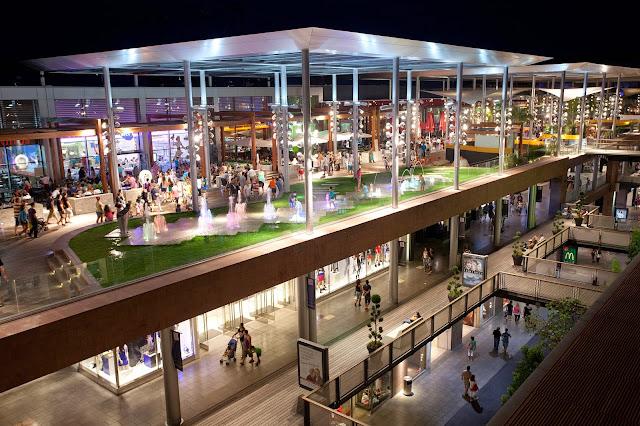 Shopping La Maquinista em Barcelona