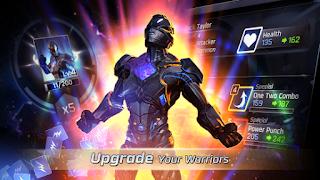 Power Rangers Legacy War Mod Apk v1.1.0 Terbaru