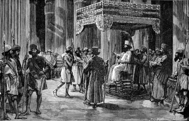 Babylon's throne