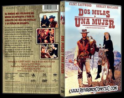 Dos Mulas y una Mujer [1970] Descargar cine clasico y Online V.O.S.E, Español Megaupload y Megavideo 1 Link