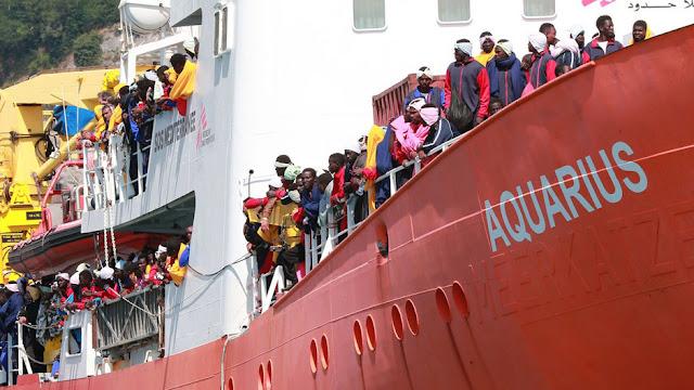 """Häfen blockiert für """"Rettungsschiff"""" – Salvini: Von heute an sagt Italien """"Nein"""" zur illegalen Einwanderung"""