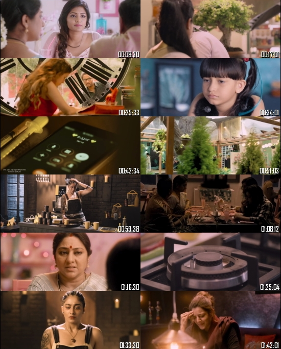 Ant-Man and the Wasp 2018 BRRip 720p 480p Dual Audio Hindi English Full Movie Download