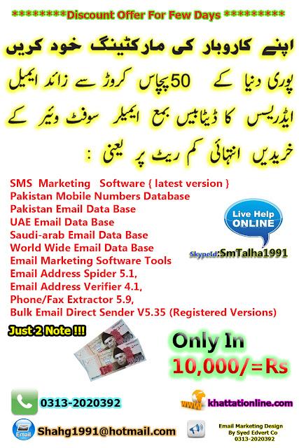 Email Marketing | KHATTATI ONLINE