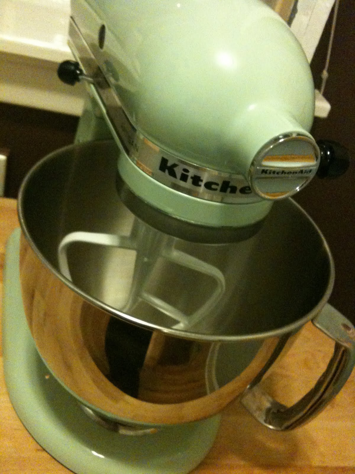 The KitchenAid 5Quart Artisan Stand Mixer All The