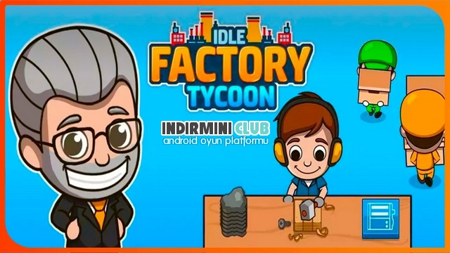idle factory tycoon hile