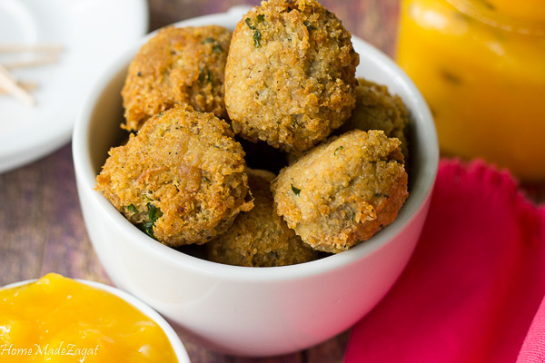 Quick and Easy Chicken Balls
