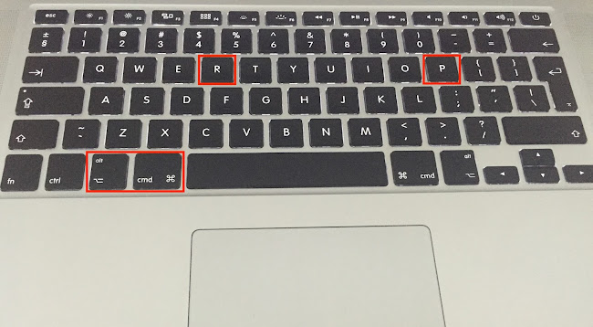 Macbook Pro Trackpad not working