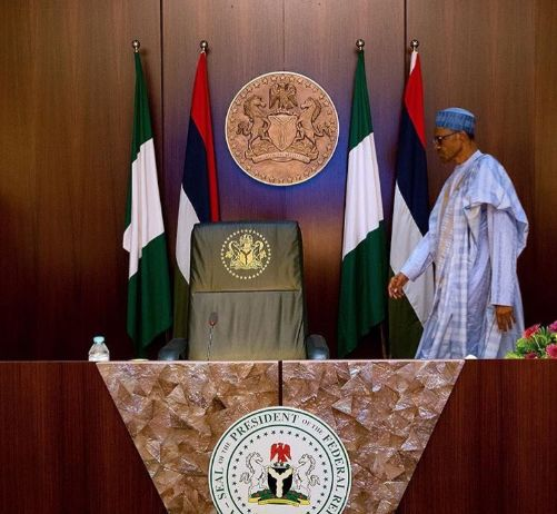 BUHARI's HEALTH: 'Cabals Have Started Holding Nigeria To Ransom Again'