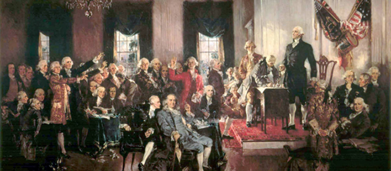 Rhode Island Not At Constitutional Convention