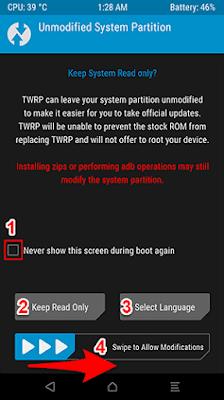 cara menggunakan twrp