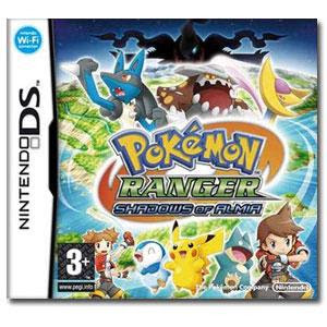 Pokemon Ranger: Shadows of Almia, NDS, Español, Mega, Mediafire,