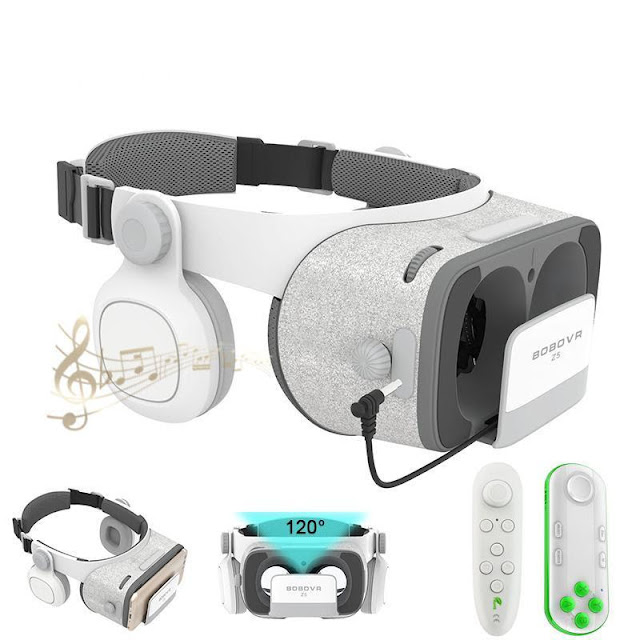 BOBO VR Z5 120 FOV 3DVirtual Reality Glasses Headset