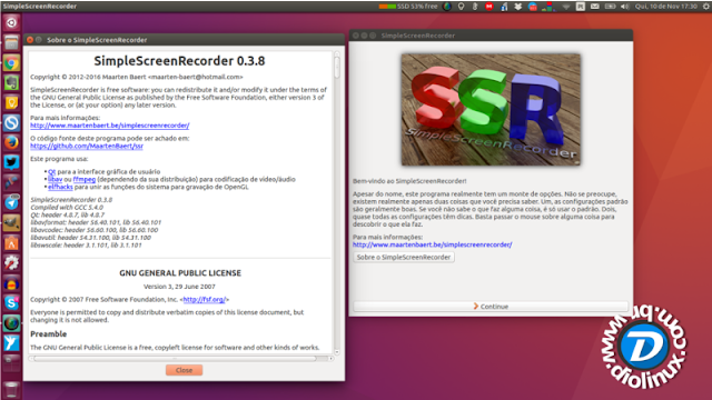 Simple Screen Recorder Ubuntu