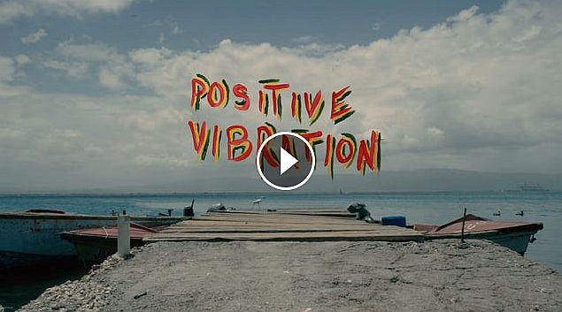 Positive Vibration Trailer