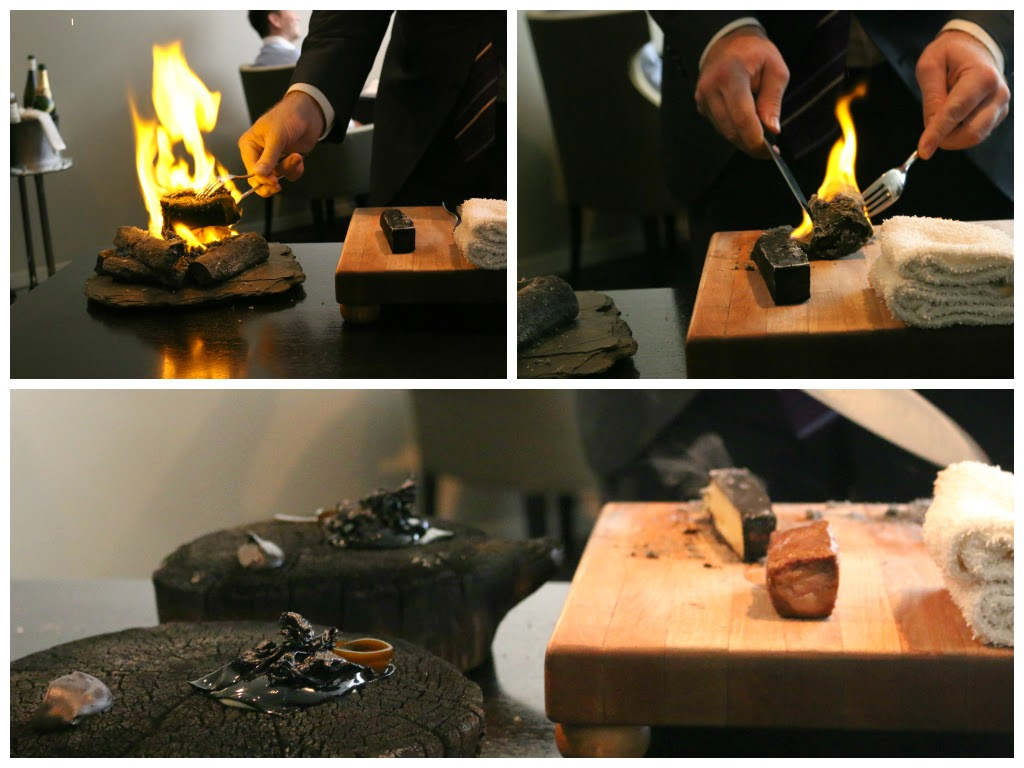Belly Of The Pig Alinea Review