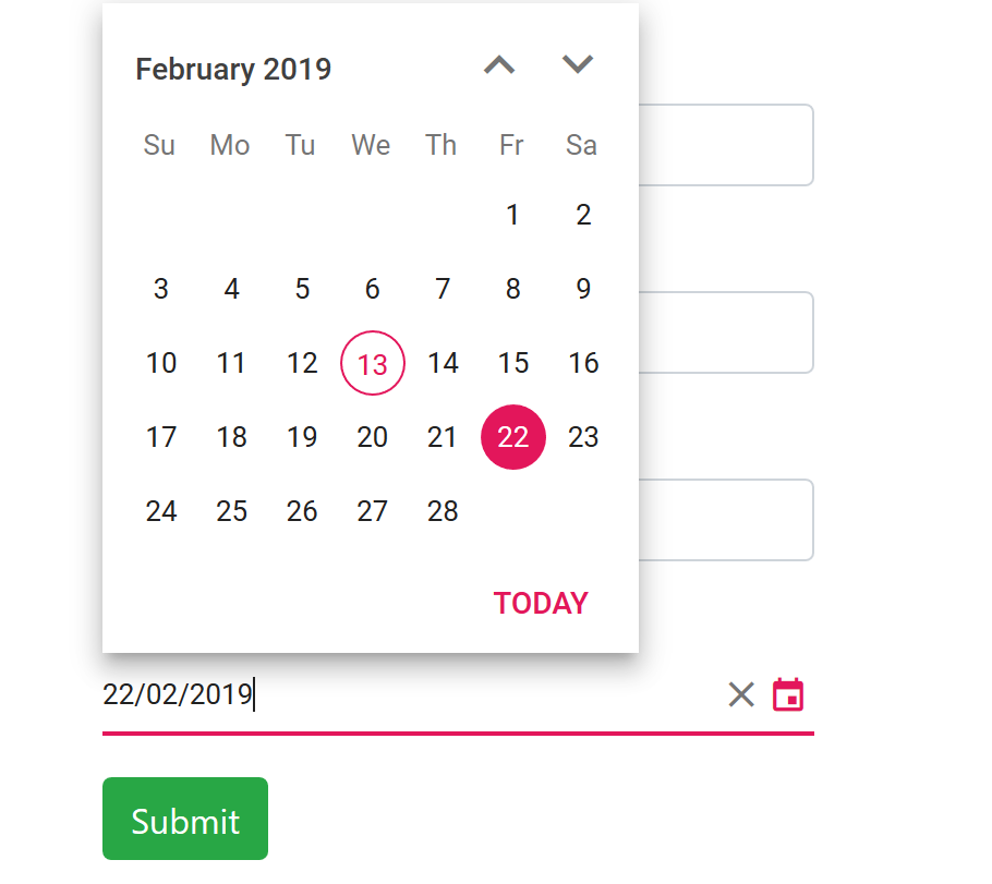 Angular 7 Date Formats using Angular DatePipe | Pre-defined formats