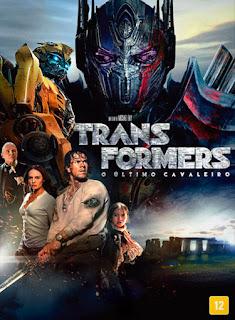 Transformers 5: O Último Cavaleiro - BDRip Dual Áudio