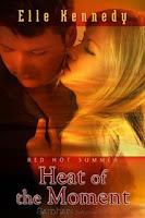 Resultado de imagen de heat of the moment libro