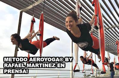 yoga aereo