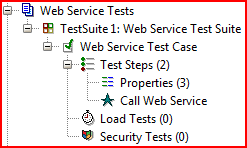 Back to soapUI: testing web services and Java RMI services