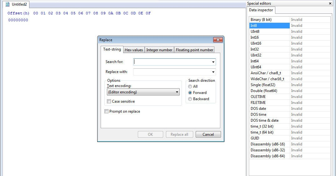 HxD Hex Editor - Free download and Softwares reviews