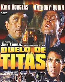 Duelo de Titãs (Last Train from Gun Hill) - DVDRip Dublado