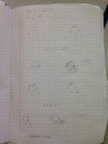 Resourceaholic: Questions about Exercise Books - #mathscpdchat