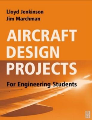 كتاب aircraft design projecs for engineering students