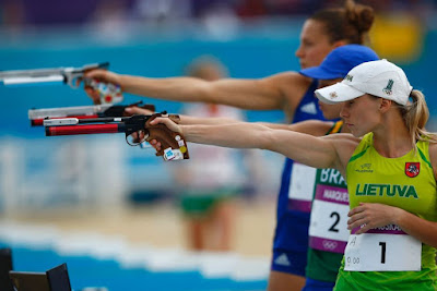 PyeongChang Olympics 2018 Modern Pentathlon Live Streaming and Telecast