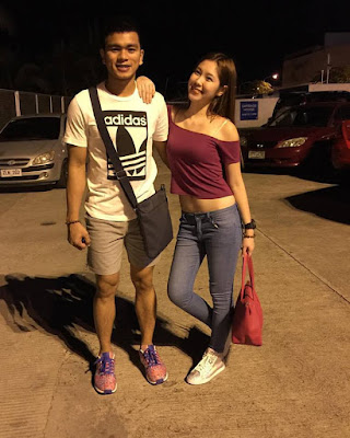 Top 25 Photos of Star's Jio Jalalon GF Kristina Apan