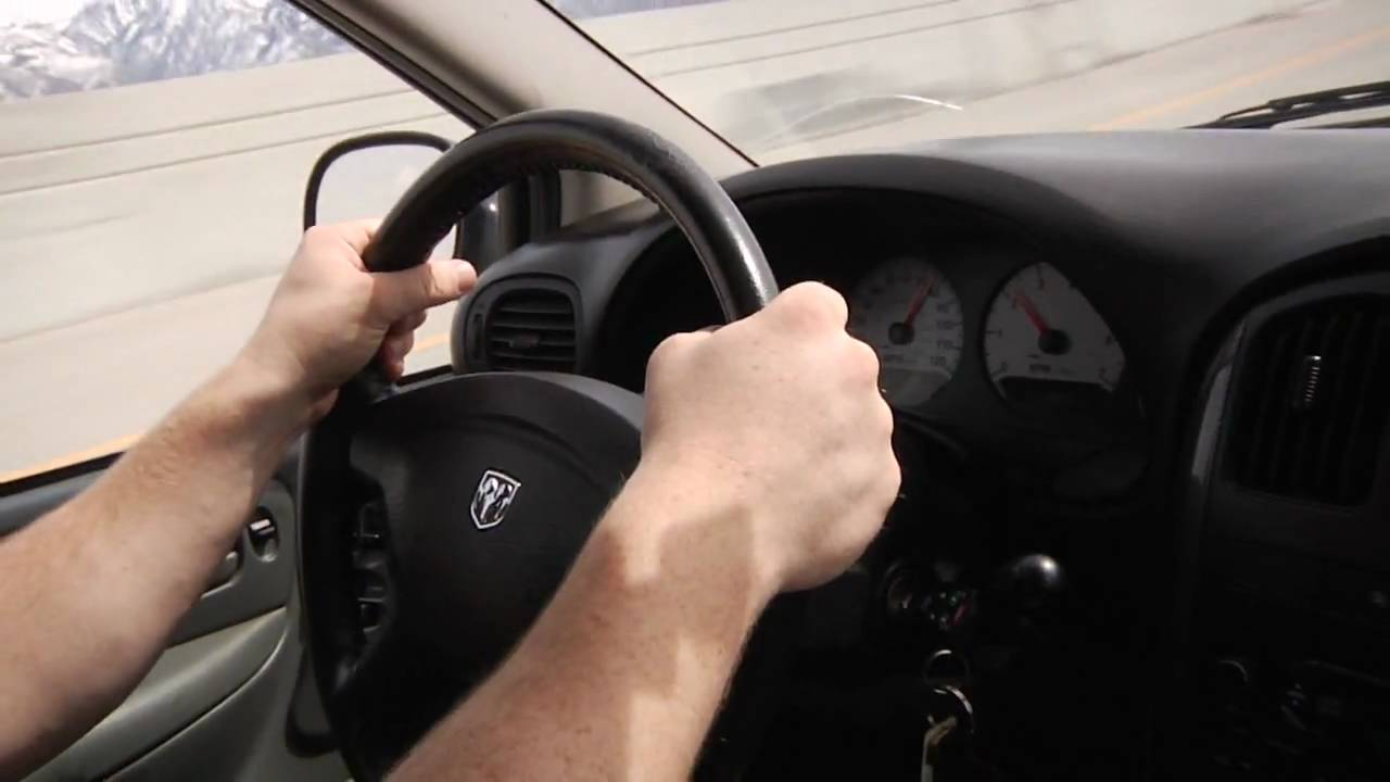 Steering your Vehicle