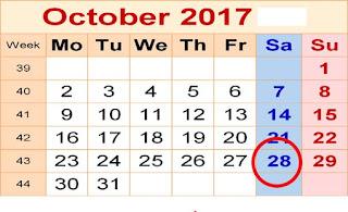 Η εορτή της 28ης Οκτωβρίου σε ημέρα Σάββατο. Αυτά ισχύουν για εργοδότες και εργαζόμενους
