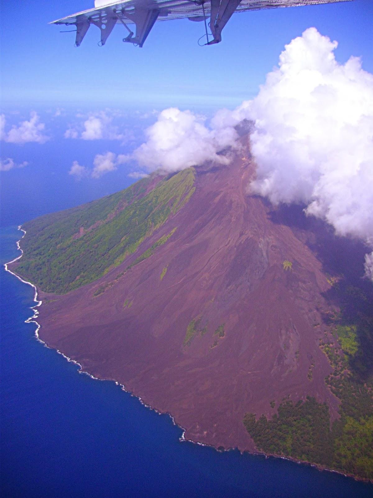 Lopevi Volcano Vanuatu Far Flung Places