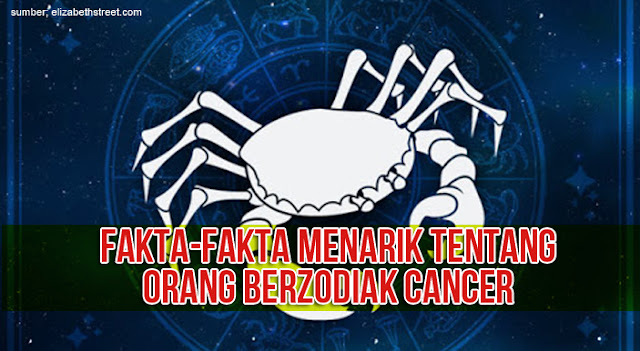 Inilah Fakta Terbaru Tentang Zodiak Cancer