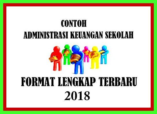 Download Contoh Administrasi Keuangan Sekolah Versi Terbaru 2018