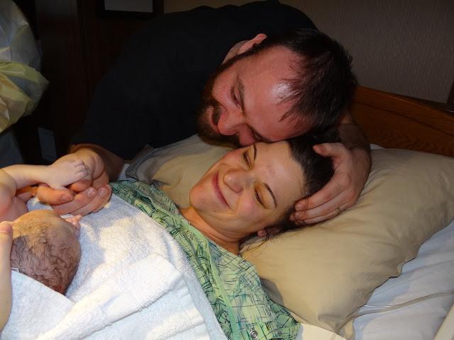 Eli's Birth Story