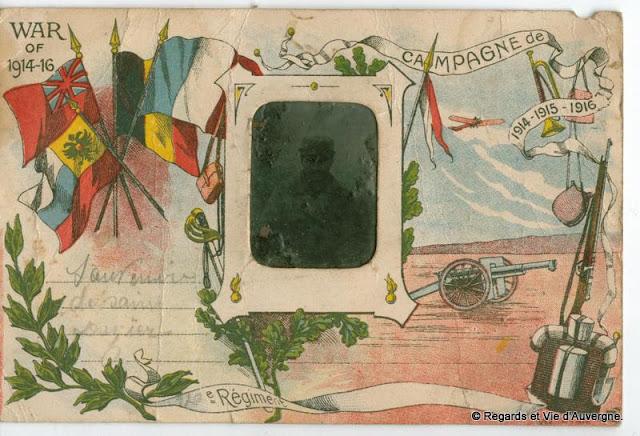 CPA Guerre de 1914/1918