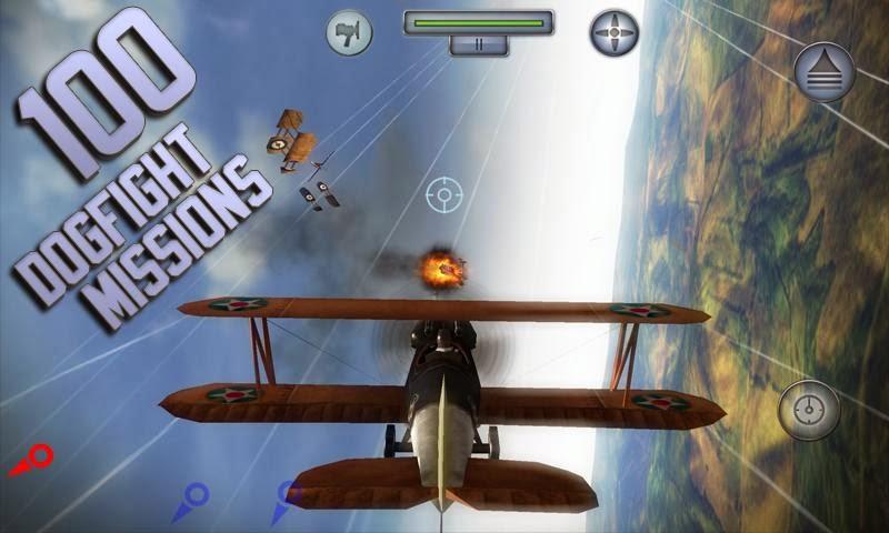 Sky Gamblers Rise of Glory FULL APK MOD (All Planes Unlocked