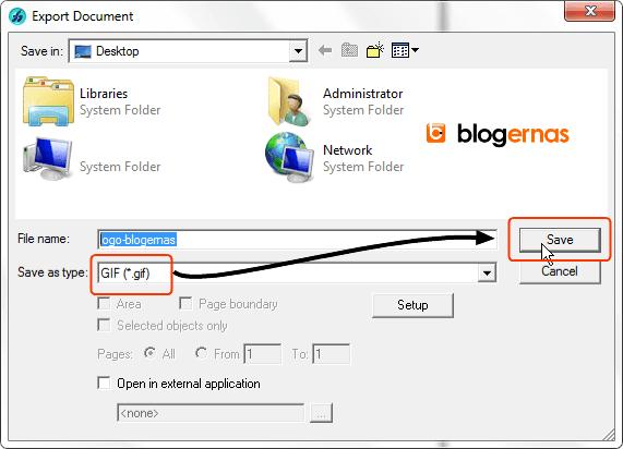 Cara Membuat Background Logo Transparant dengan Freehand MX