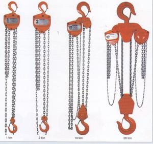Harga Takel Chain Block Hoist Nitzhi Murah