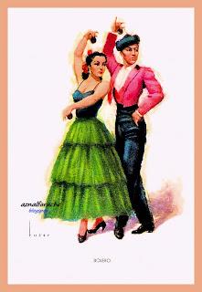 Bailes andaluces - Tuser - Bolero