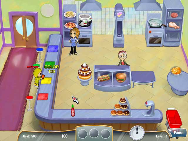 Diner Dash 5 - Boom Collector's Edition free full version get link