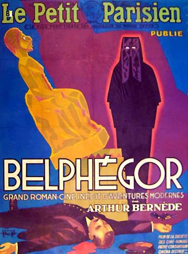 Belphégor (film Muet, 1927)