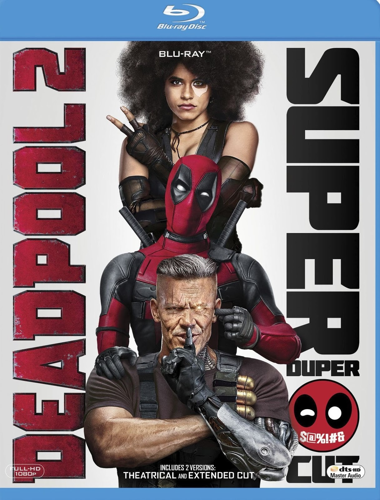 Descargar Deadpool 2 BD25 BDRip 1080p